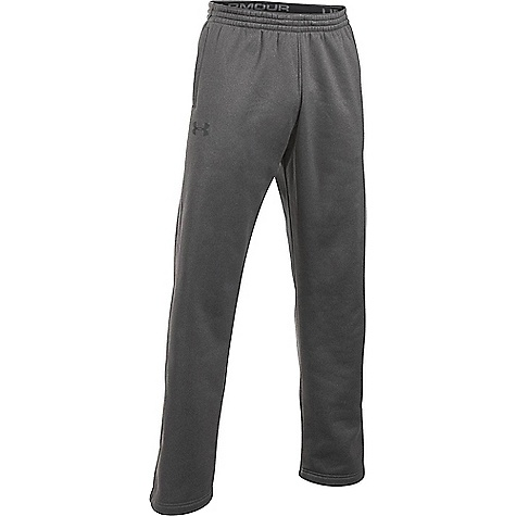 Under Armour Men's UA Storm Armour Fleece Pant Carbon Heather / Carbon Heather / Black