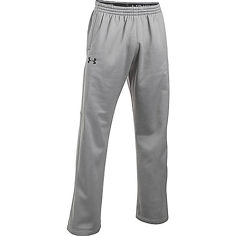 Under Armour Men's UA Storm Armour Fleece Pant True Grey Heather / True Grey Heather / Black