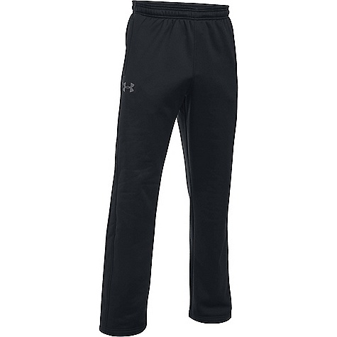 Under Armour Men's UA Storm Armour Fleece Pant Black / Black / Stealth Grey