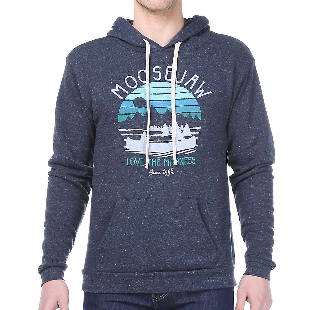 Moosejaw Men's The Distance Pullover Hoody - XXL - Navy