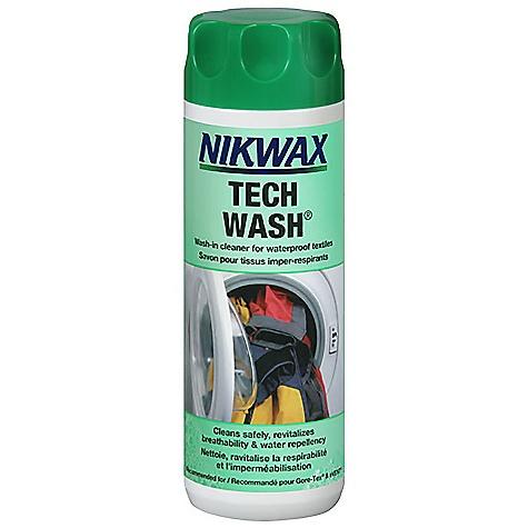 Nikwax Tech Wash Travel Gel