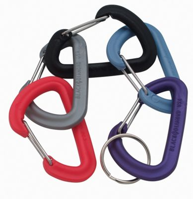 Black Diamond JiveWires Mini Carabiner