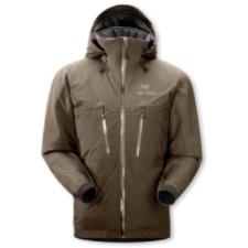 Men's Outerwear - Arcteryx Men's Fission SV Jacket