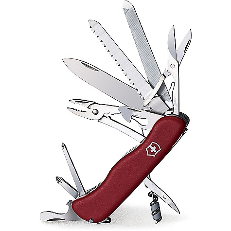 photo: Victorinox Swiss Army WorkChamp