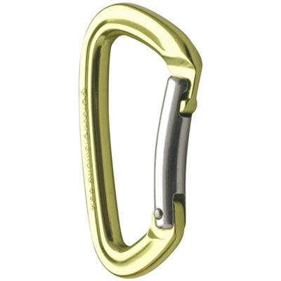 Black Diamond Positron Carabiner - Bent