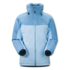 Women's Outerwear - Arcteryx Women's Fission AR Jacket