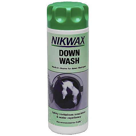 nikwax down wash direct instructions