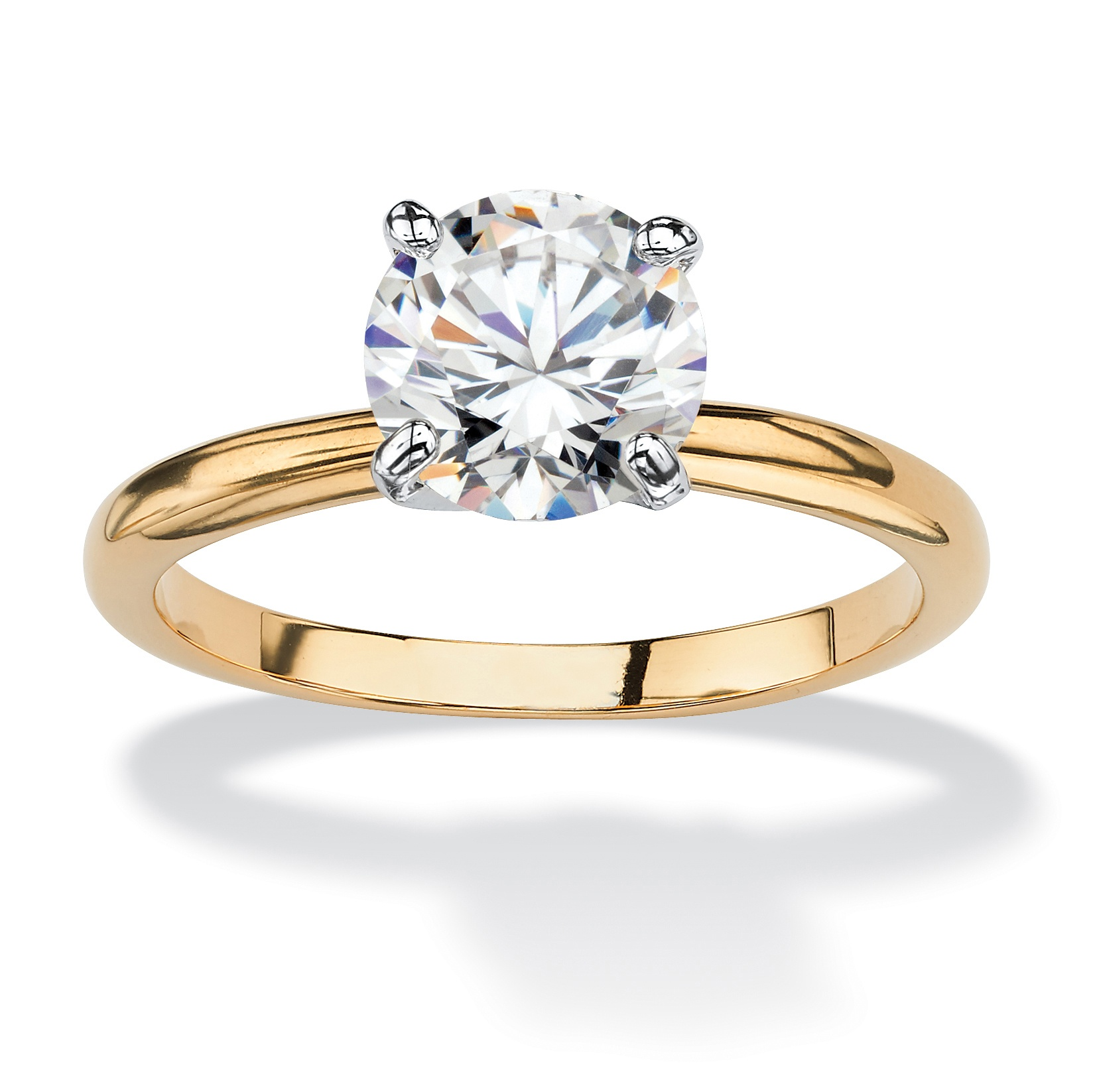 Wrap Style Engagement Rings