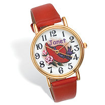 Hat Motif Watch 7""