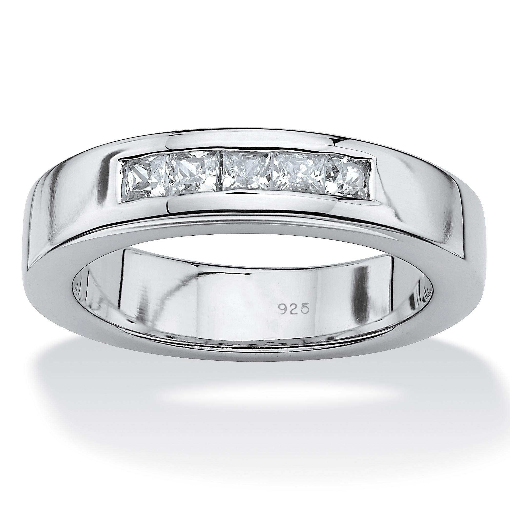 Cubic Zirconia Wedding Rings Wedding Plan Ideas