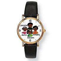 Ethnic Family Watch 8""