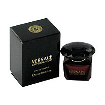 Crystal Noir by Versace for Women Mini EDT .12 oz