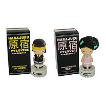 Harajuku Lovers -Baby and Lil'Angel by Gwen Stefani for Women EDT .33oz