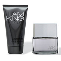 I Am King By Sean John For Men 2 Piece Set -- 1 Oz Eau De Toilette Spray + 2.5 Oz.After Shave Balm