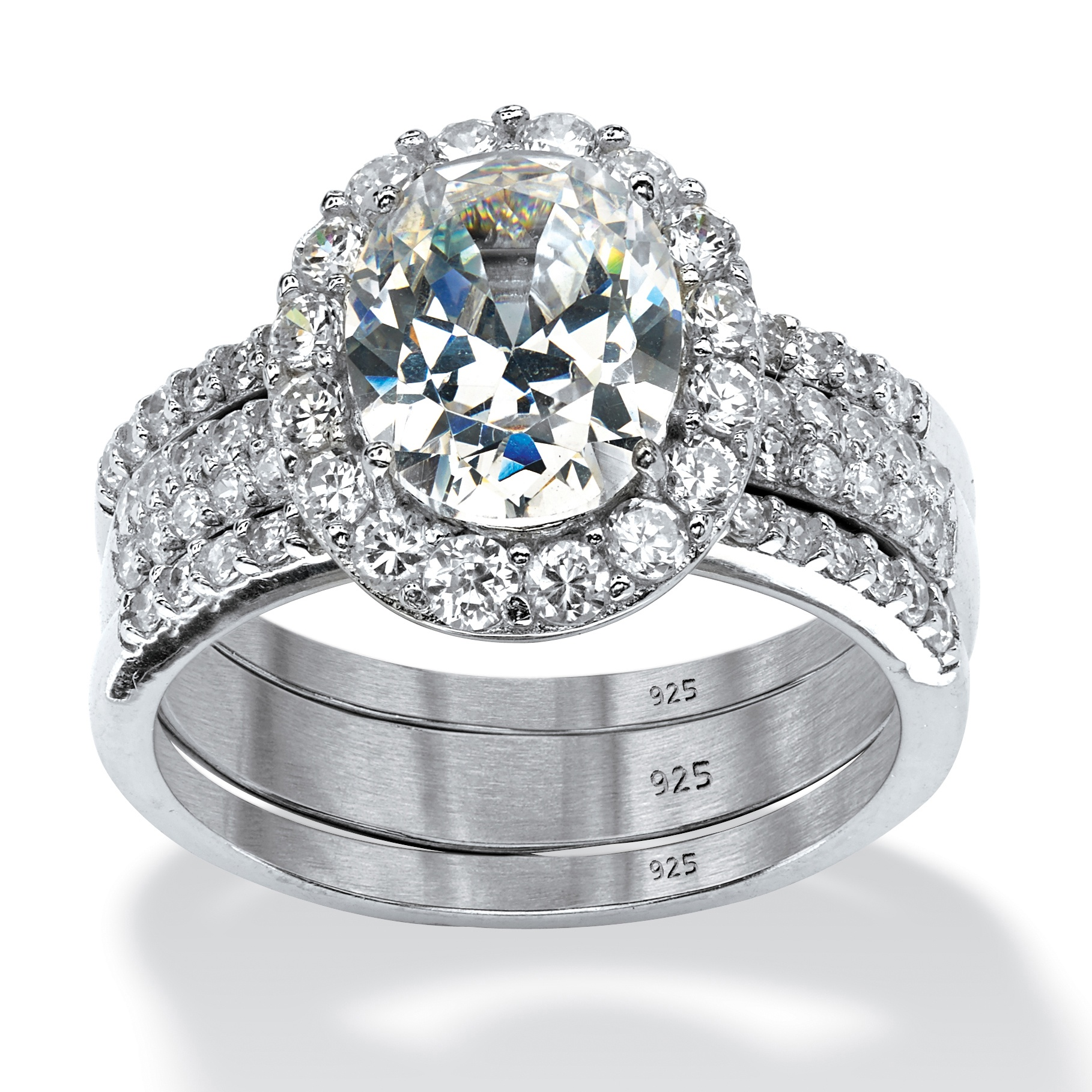 3 Piece Wedding Ring Jewelry Ideas