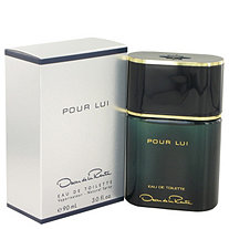 Oscar Pour Lui by Oscar de la Renta for Men Eau De Toilette Spray 3 oz