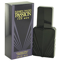 PASSION by Elizabeth Taylor for Men Cologne Spray 2 oz