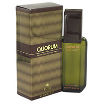 QUORUM by Antonio Puig for Men Eau De Toilette Spray 1.7 oz