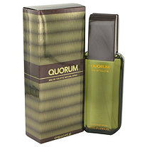 QUORUM by Antonio Puig for Men Eau De Toilette Spray 3.4 oz