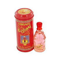 RED JEANS by Versace for Women Mini EDT .25 oz