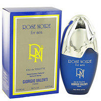 ROSE NOIRE by Giorgio Valente for Men Eau De Toilette Spray 3.4 oz
