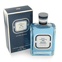 ROYAL COPENHAGEN MUSK by Royal Copenhagen for Men After Shave Lotion 8 oz
