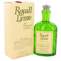 ROYALL LYME by Royall Fragrances for Men All Purpose Lotion / Cologne 8 oz