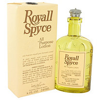 ROYALL SPYCE by Royall Fragrances for Men All Purpose Lotion / Cologne 8 oz