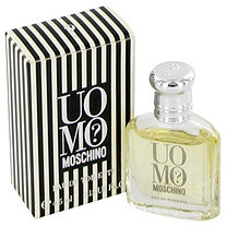 UOMO MOSCHINO by Moschino for Men Mini EDT .15 oz