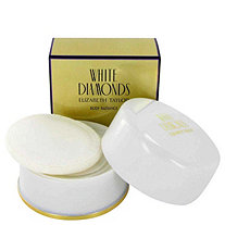 WHITE DIAMONDS by Elizabeth Taylor for Women Dusting Powder 2.6 oz