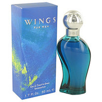 WINGS by Giorgio Beverly Hills for Men Eau De Toilette/ Cologne Spray 1.7 oz