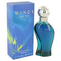 WINGS by Giorgio Beverly Hills for Men Eau De Toilette/ Cologne Spray 1.7 oz