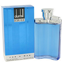 Desire Blue by Alfred Dunhill for Men Eau De Toilette Spray 3.4 oz