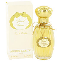 Grand Amour by Annick Goutal for Women Eau De Toilette Spray 3.3 oz