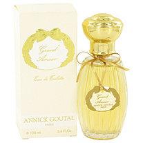 Grand Amour by Annick Goutal for Women Eau De Toilette Spray 3.3 oz