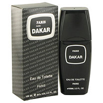 Dakar by Parfums Paris Dakar for Men Eau De Toilette Spray 3.4 oz