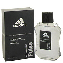 Adidas Dynamic Pulse by Adidas for Men Eau De Toilette Spray 3.4 oz