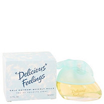 DELICIOUS FEELINGS by Gale Hayman for Women Eau De Toilette Spray 1.7 oz
