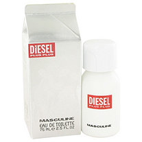 DIESEL PLUS PLUS by Diesel for Men Eau De Toilette Spray 2.5 oz