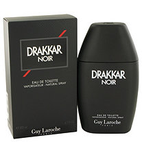 DRAKKAR NOIR by Guy Laroche for Men Eau De Toilette Spray 6.7 oz