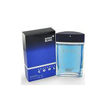 Presence Cool by Mont Blanc for Men Eau De Toilette Spray 2.5 oz