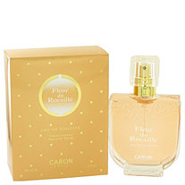 FLEUR DE ROCAILLE by Caron for Women Eau De Toilette Spray 3.4 oz