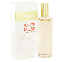 JOVAN WHITE MUSK by Jovan for Women Eau De Cologne Spray 3.2 oz