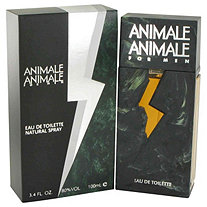 ANIMALE ANIMALE by Animale for Men Eau De Toilette Spray 3.4 oz
