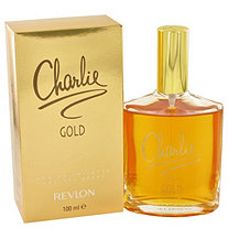 CHARLIE GOLD by Revlon for Women Eau De Toilette Spray 3.3 oz
