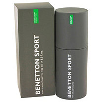 BENETTON SPORT by Benetton for Men Eau De Toilette Spray 3.3 oz