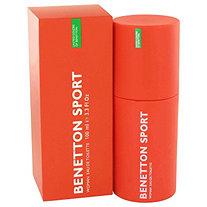 BENETTON SPORT by Benetton for Women Eau De Toilette Spray 3.3 oz