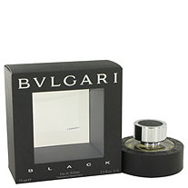 BVLGARI BLACK (Bulgari) by Bulgari for Men Eau De Toilette Spray 2.5 oz