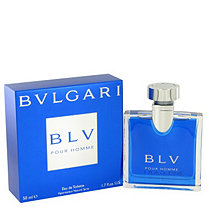 BVLGARI BLV (Bulgari) by Bulgari for Men Eau De Toilette Spray 1.7 oz