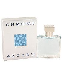 Chrome by Loris Azzaro for Men Eau De Toilette Spray 1 oz